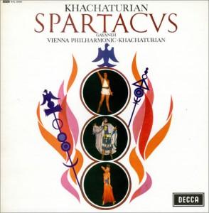 Khachaturian+-+Spartacus+-+LP+RECORD-483273
